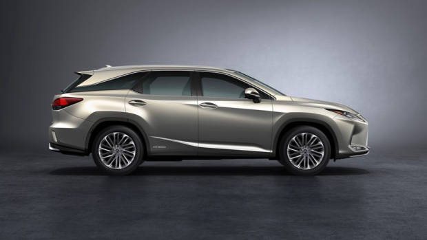 Lexus RX L 2020 price