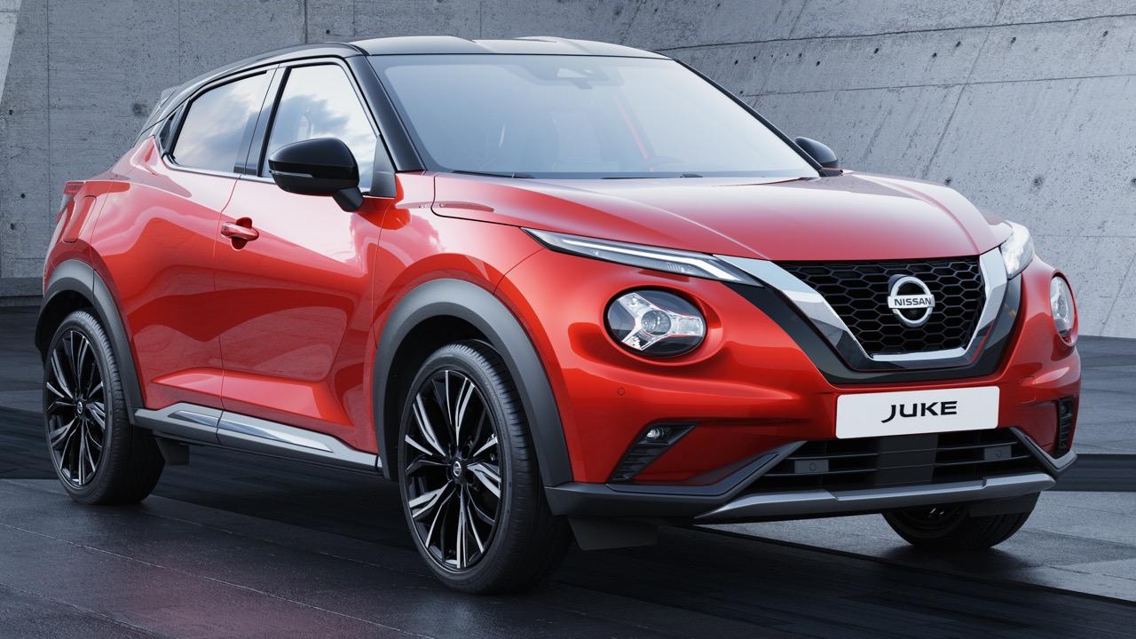 Nissan Juke 2020 - 4