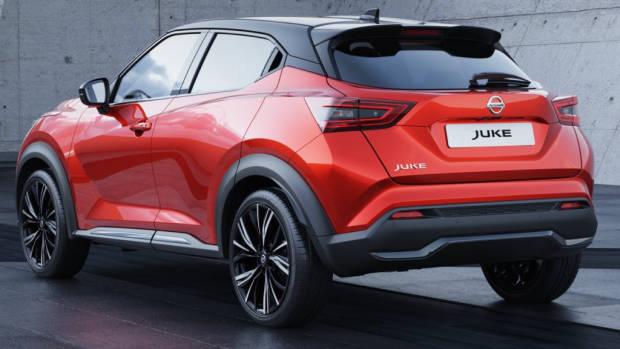 Nissan Juke 2020 - 5