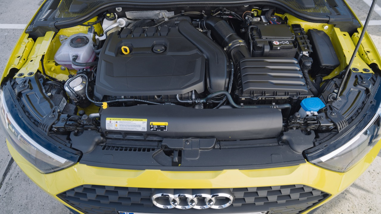 2020 Audi A1 review 1.5 TFSI engine