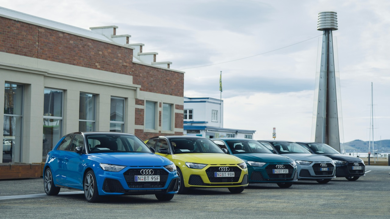 2020 Audi A1 review range