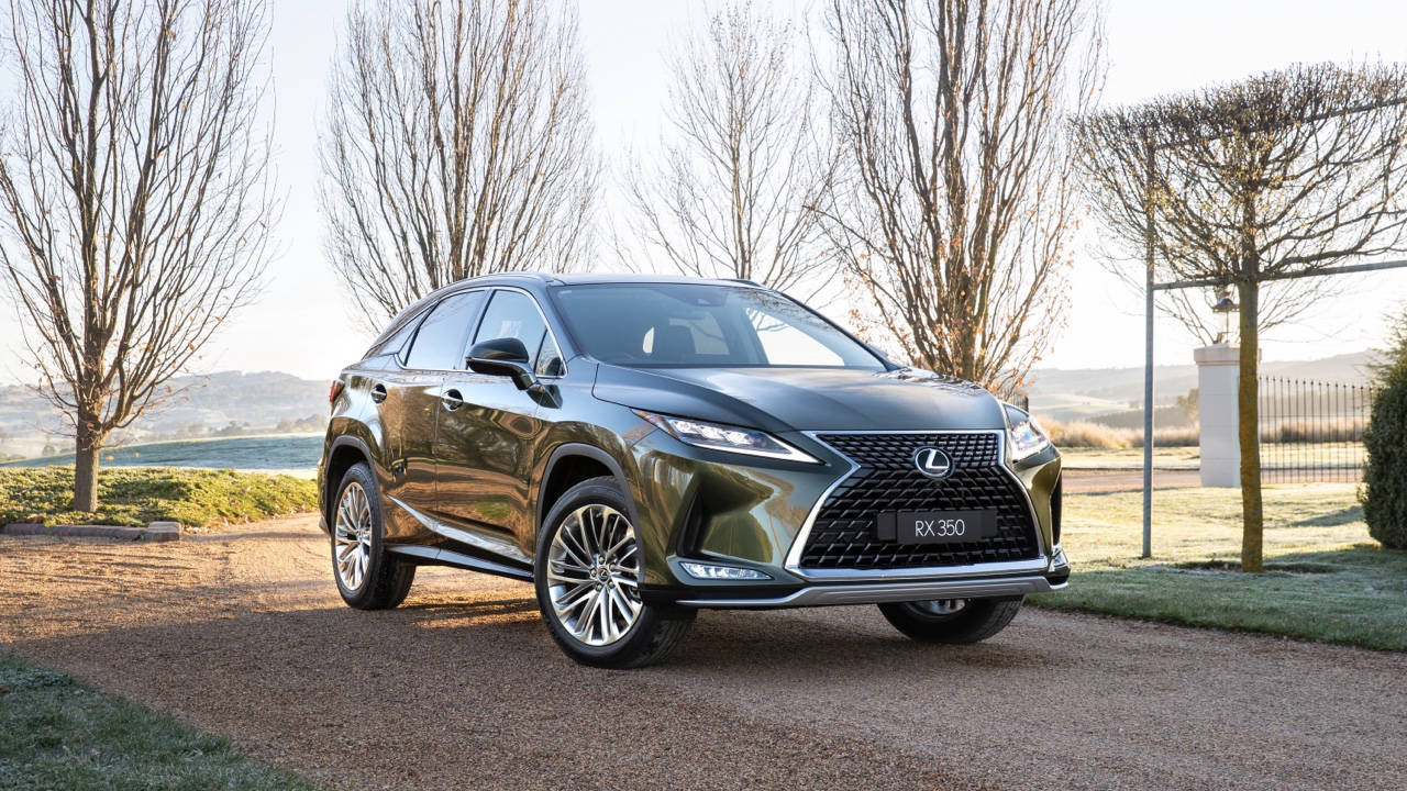 2020 Lexus RX 350 Sports Luxury review