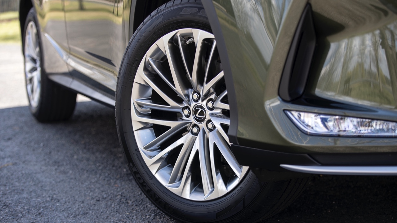 2020 Lexus RX 350 Sports Luxury review