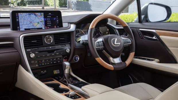 2020 Lexus RX Sports Luxury review