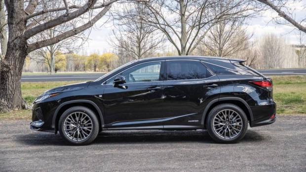 2020 Lexus RX F Sport review