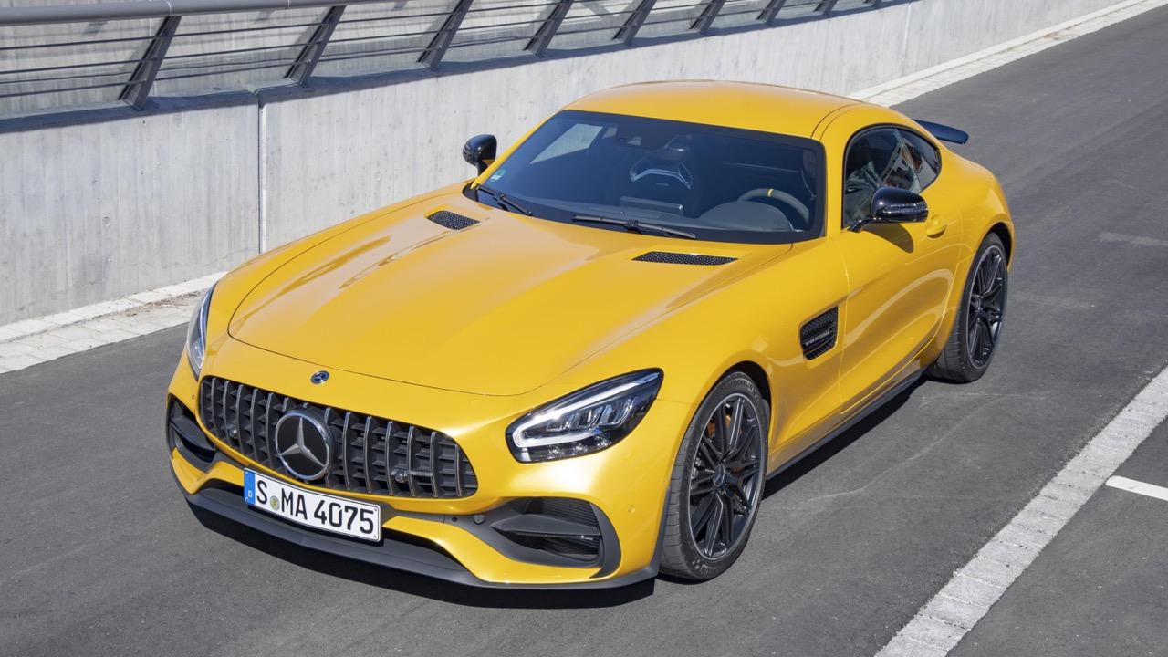 2020 Mercedes-AMG GT - 1