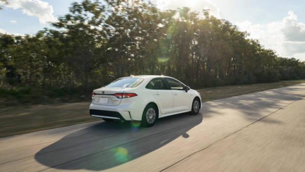 2020 Toyota Corolla Sedan Ext - 4