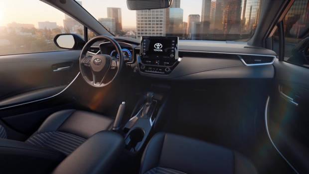 2020 Toyota Corolla Sedan Int - 1