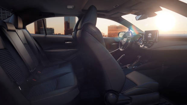 2020 Toyota Corolla Sedan Int - 2
