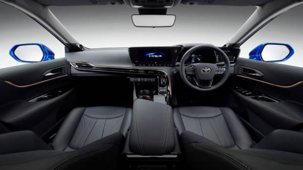 2020 Toyota Mirai - Interior