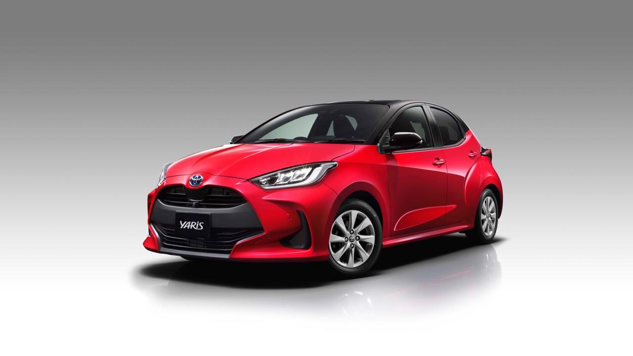 2020 Toyota Yaris Stud