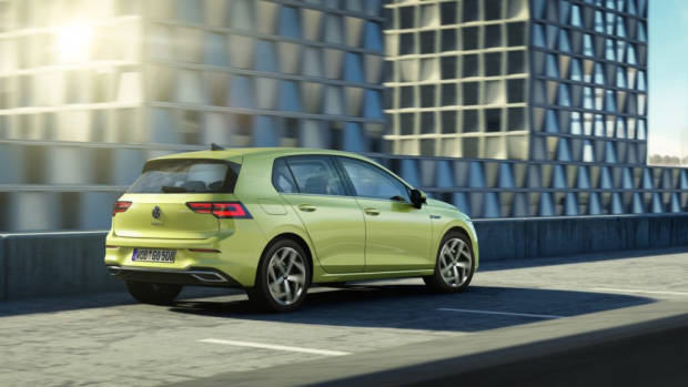 2020 VW Golf - Ext 2