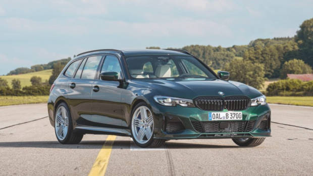 Alpina B3 2020 review green front