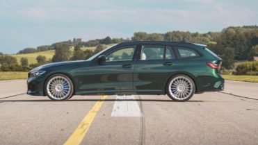 Alpina B3 2020 review green side