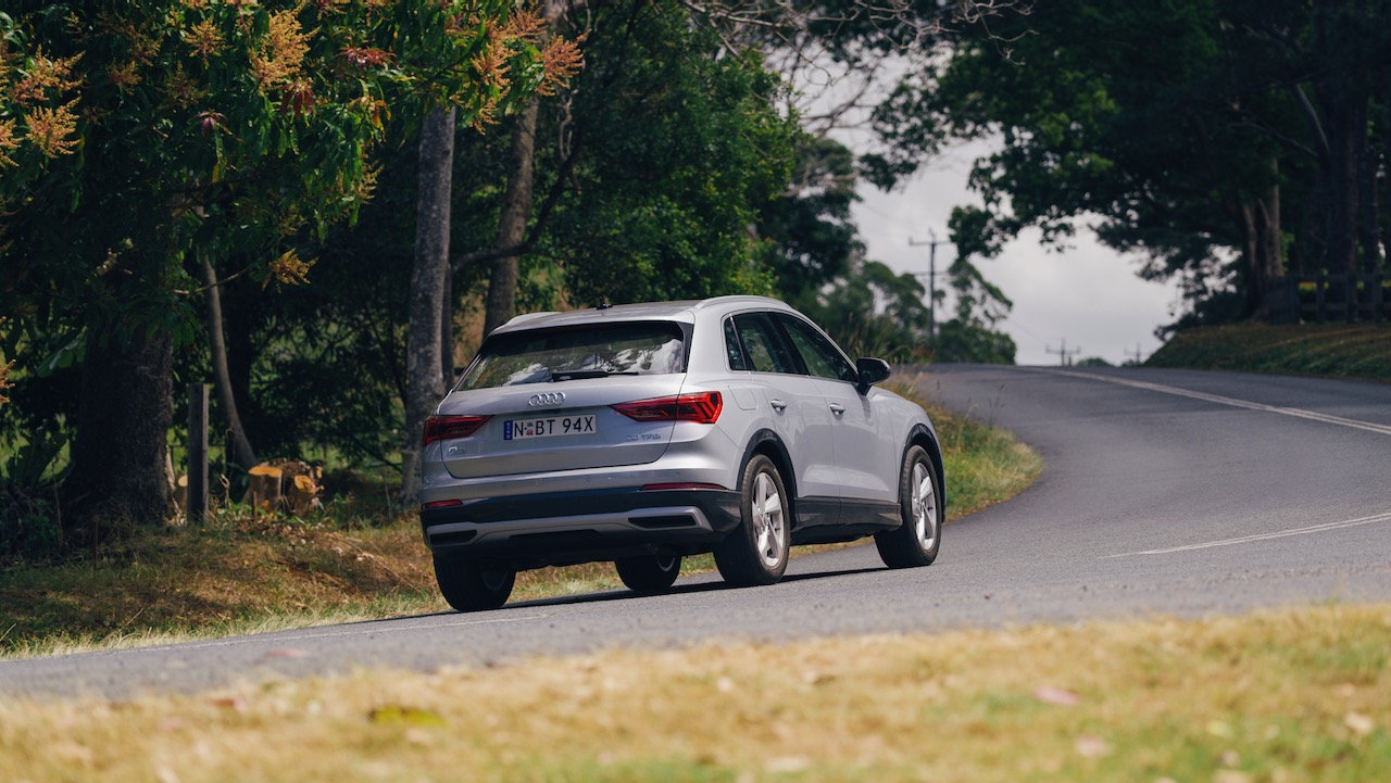 Audi Q3 review 2020 driving