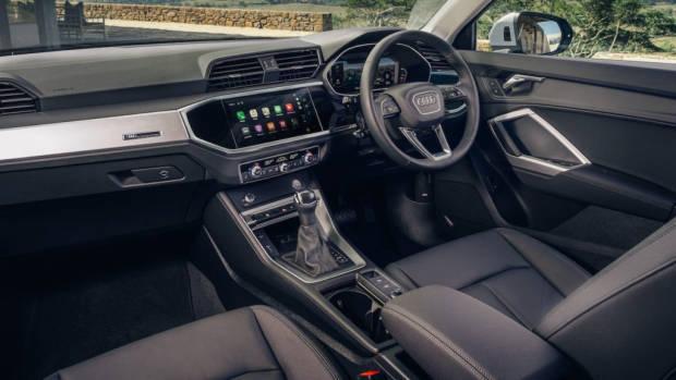 Audi Q3 review 2020 interior
