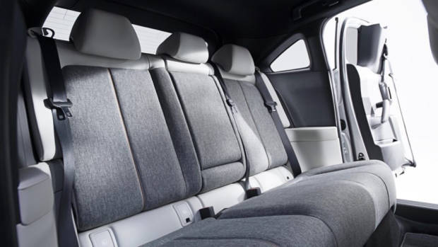 Mazda MX30 review reveal back seats