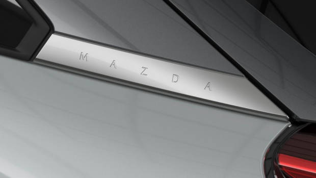 Mazda MX30 review reveal design