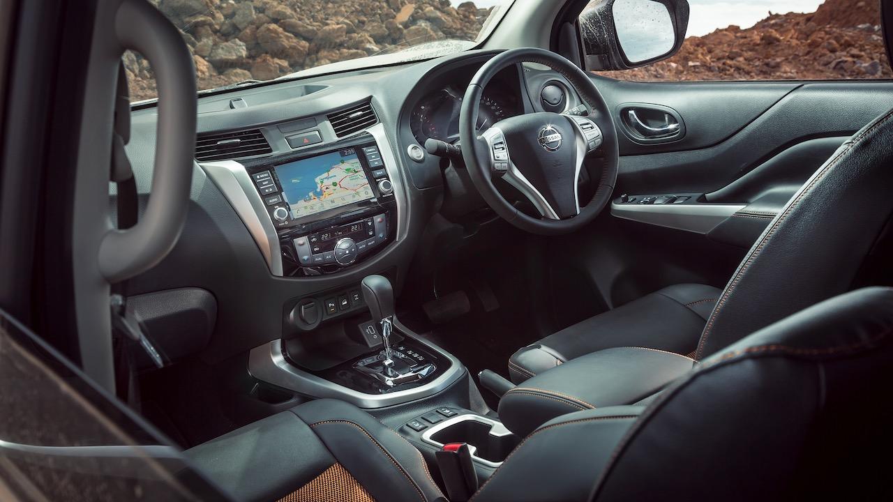 Nissan Navara Warrior review Australia 2020