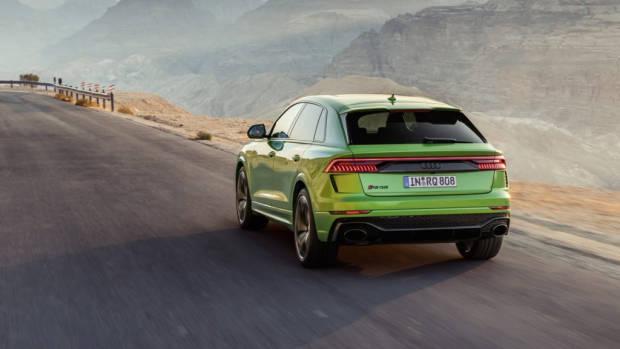 2020 Audi RS Q8 2