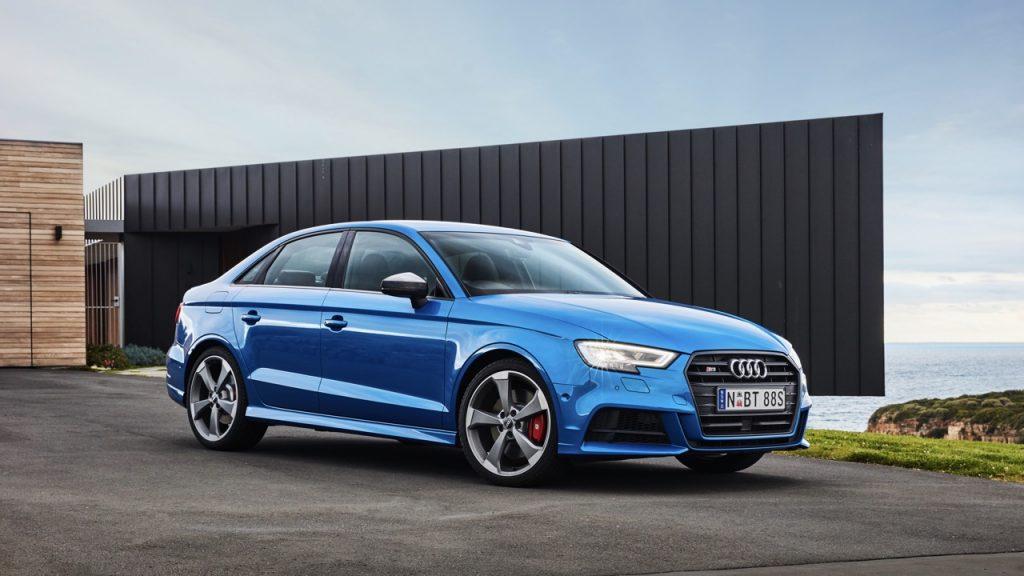 2020 Audi S3 sedan review