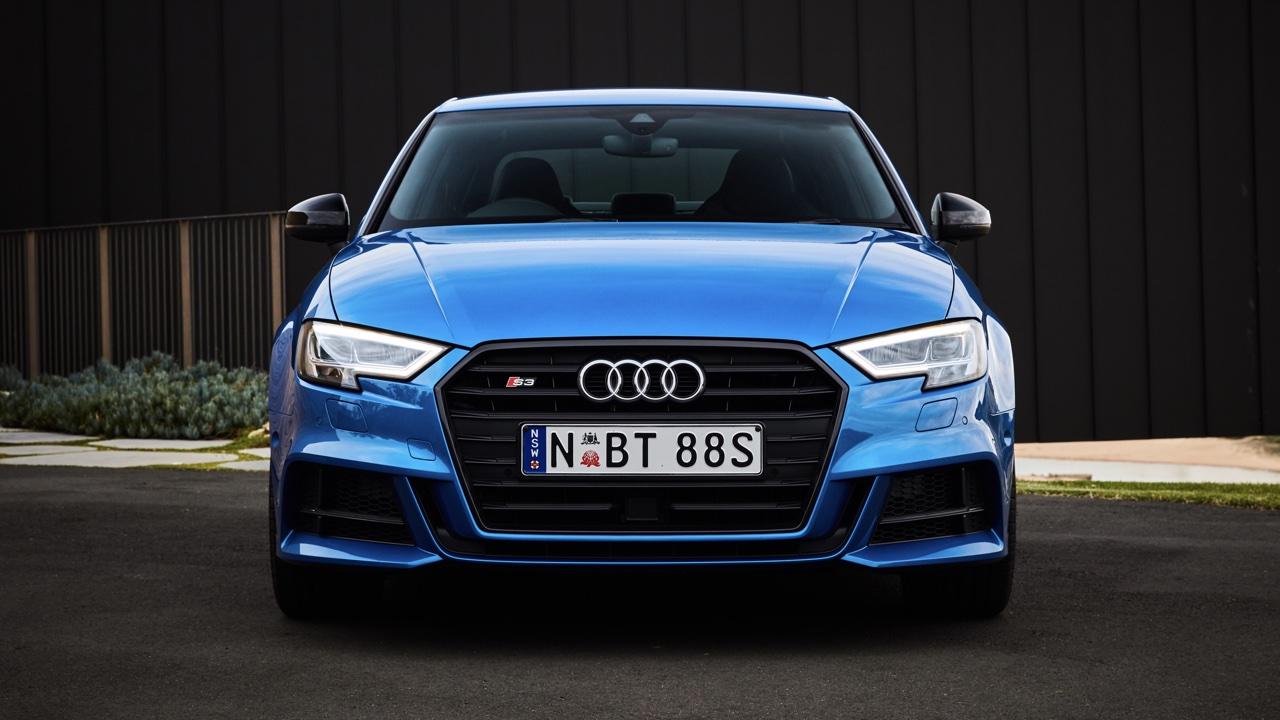 2020 Audi S3 review sedan
