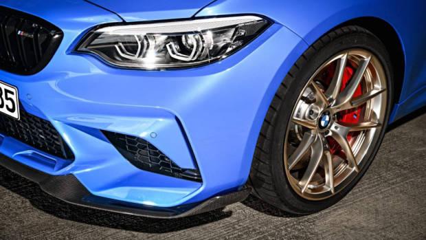 2020 BMW M2 CS Detail