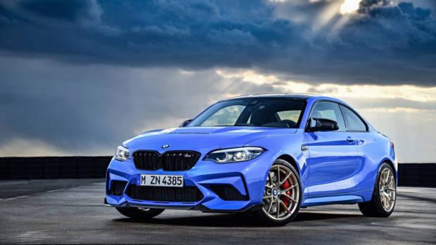 2020 BMW M2 CS Front 3/4