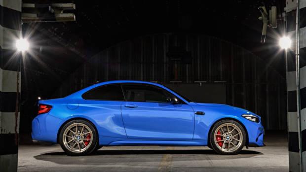 2020 BMW M2 CS profile