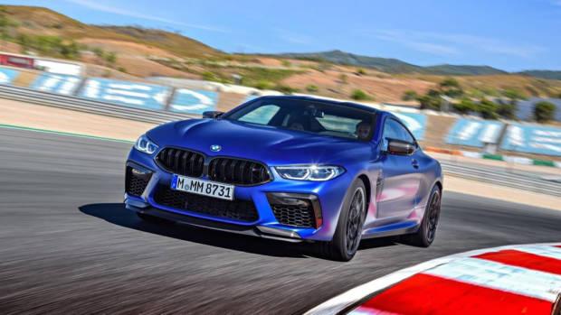 2020 BMW M8 - Ext 1