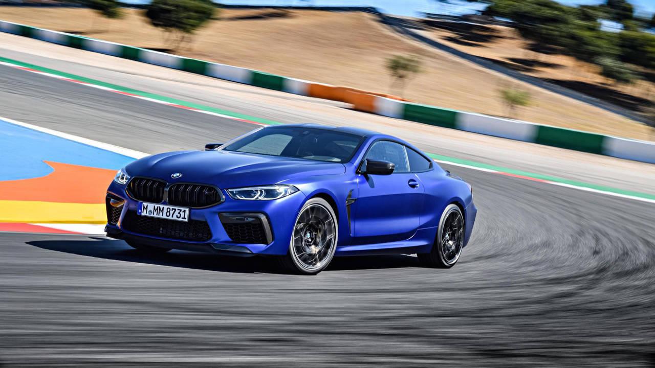 2020 BMW M8 - Ext 2