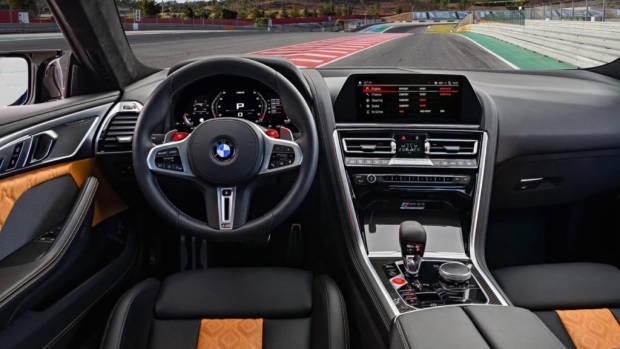 2020 BMW M8 - Int 1