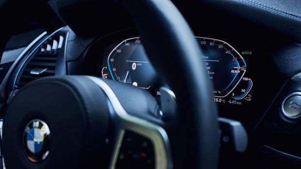 2020 BMW X3 xDrive 30e Interior