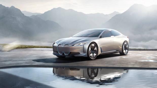 2020 BMW i4 Concept - 2
