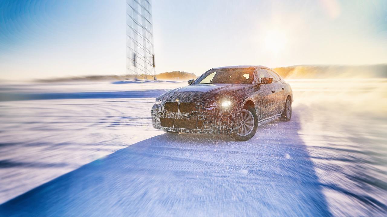 2020 BMW i4 Concept - Lead