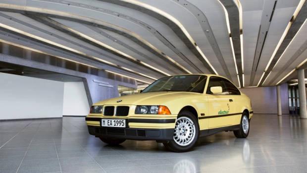 2020 BMW i4 Concept (old version) - 1