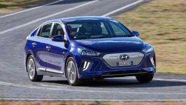 2020 Hyundai Ioniq Electric review driving