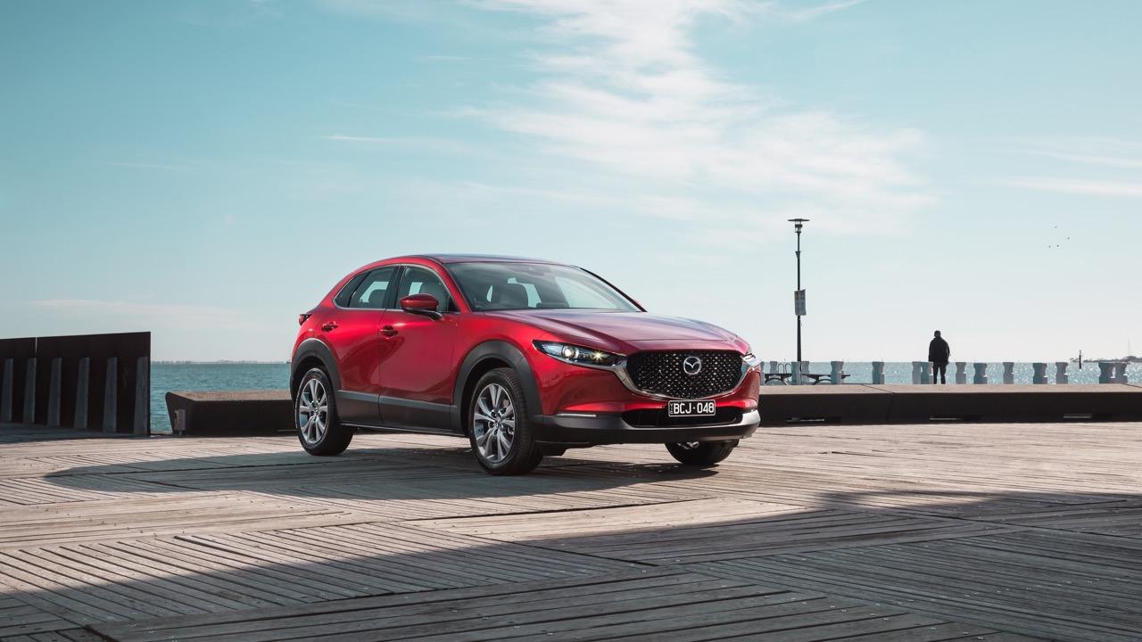 2020 Mazda CX-3 Front 3/4