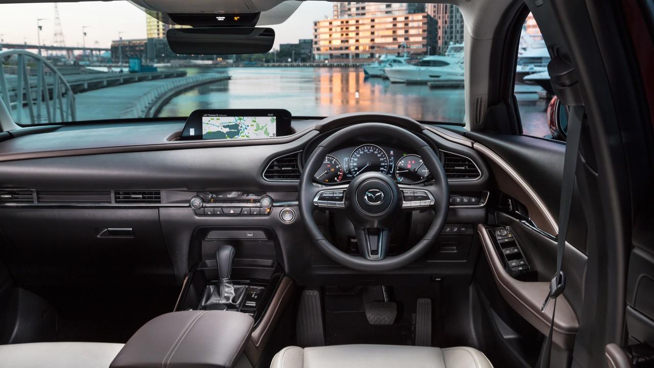 2020 Mazda CX-3 Interior 2