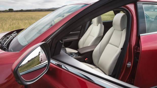 2020 Mazda CX-3 Interior 1