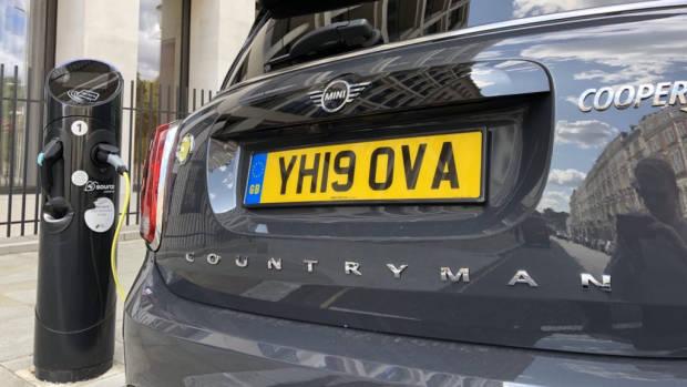 2020 Mini Countryman PHEV review7