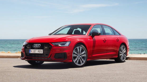 Audi A6 45 TFSI exterior