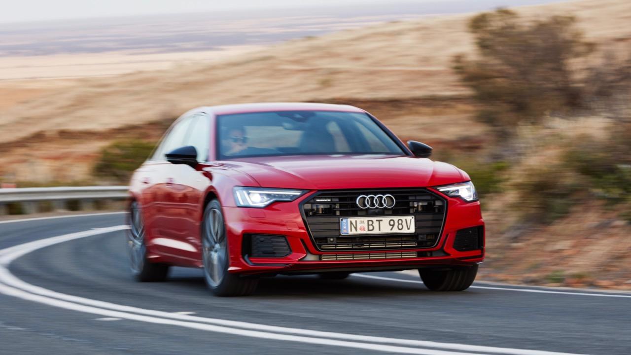 Audi A6 45 TFSI review