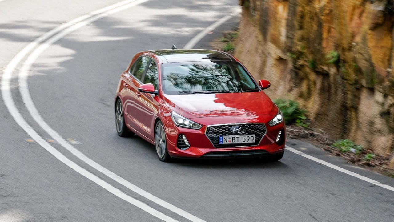 Hyundai i30 2020 review handling