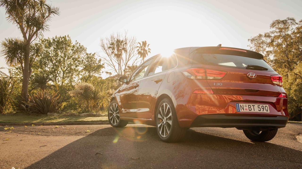 Hyundai i30 2020 review styling