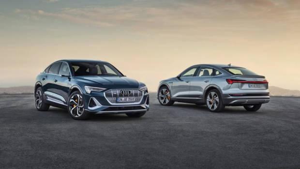 2020 Audi e-tron Sportback 3