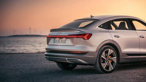 2020 Audi e-tron Sportback 4