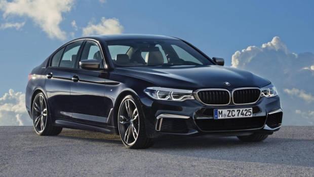 2020 BMW M550i - 2