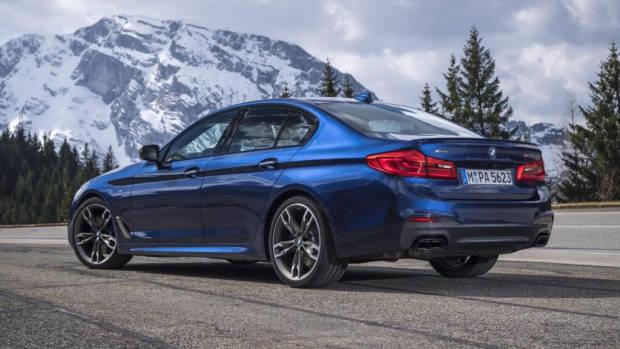 2020 BMW M550i - 4