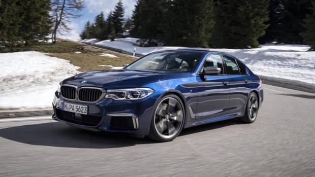 2020 BMW M550i - 5